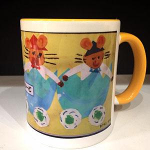 オリジナルマグカップ(イラスト)